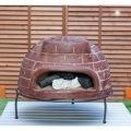【ピザ・窯・オーブン・暖炉・バーベキュー】 メキシコ製 ピザ窯 チムニー 写真4