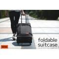 DOPPELGANGER フォルダブルスーツケース コンパクトに折りたたむことができるスーツケース 【夜間指定は18-21時になります。】 写真4