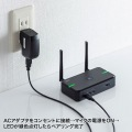 ワイヤレスマイクシステム(2台セット) 写真4