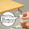 永井興産 ( NAGAIKOSAN ) 伸縮式 ベッド テーブル ブラック 写真5