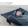 快眠できるゆったりサイズ ワイドキャンピングベッド | キャンピングベッド  写真5