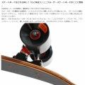 ミニクルーザースケートボード ( ブラック ) 写真5