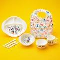 調理&ベビー食器セット ミッキー&フレンズ【離乳食の調理器・食器がすべて揃う】(食洗機対応) 写真5