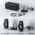 ワイヤレスマイクシステム(2台セット) 写真5