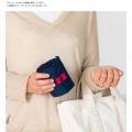 マーナ コンパクトバッグ L トライアングル | エコバッグ 買い物 レジかご お出かけ サイドバッグ スーパー コンパクト 写真5