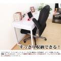オフィスチェアー【レヴェリー】(BK/RD) 写真5
