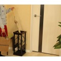傘立 ニコ ブラウン/ブラック色 写真5