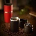 カフラーノ オールインワン コーヒーメーカー 250ml ブラック LC11-CK-BK | キャンプ アウトドア コーヒー 簡単 一体型 グランピング 写真5