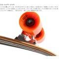 ミニクルーザースケートボード ( ナチュラル ) 写真6