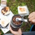 カフラーノ オールインワン コーヒーメーカー 250ml ブラック LC11-CK-BK | キャンプ アウトドア コーヒー 簡単 一体型 グランピング 写真6