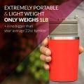 カフラーノ オールインワン コーヒーメーカー 250ml レッド 写真6
