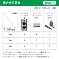 300MHz帯シングル防滴型ワイヤレスアンプ 写真7
