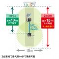 2台まで連結可能 WEB会議小型スピーカーフォン(連結可能) 写真7