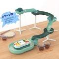 流麺スライダーそうめん流し器(ミントブルー) 写真7