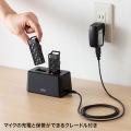 ワイヤレスマイクシステム(2台セット) 写真8