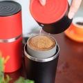 カフラーノ オールインワン コーヒーメーカー 250ml ブラック LC11-CK-BK | キャンプ アウトドア コーヒー 簡単 一体型 グランピング 写真8