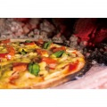 【ピザ・窯・オーブン・暖炉・バーベキュー】 メキシコ製 ピザ窯 チムニー 写真9