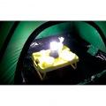 まばゆい灯で辺りを照らす 1000ルーメンランタン ( 発光色 昼光色 ) グリーン 写真9