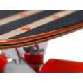 ミニクルーザースケートボード ( ナチュラル ) 写真9
